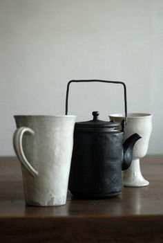 Discover the beautiful, organic ceramics of Park Sungwook