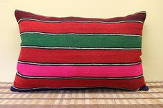Stripes - Throw Pillows From Etsy