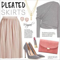 NYFW Trend: Pleated Skirt