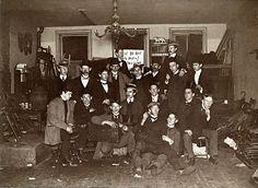 The Charcoal Club, germen de la Ashcan School
