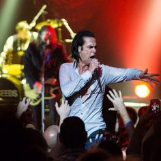 Nick Cave and the Bad Seeds in Louisville, KY. #NickCave #PalaceTheater #Louisville | Flickr - Photo Sharing!