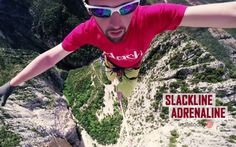 A tightrope walk 2,000 feet above the ground: This slacklining video will make your jaw drop : FYI, News - India Today