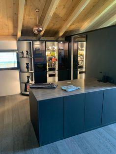 Haus Haching Liquor Cabinet, Kitchen Island, Storage, Furniture, Home Decor, House, Island Kitchen, Purse Storage, Decoration Home