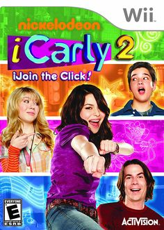 Image result for icarly exercise games