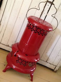 antique Perfection Oil Heater superior quality all by whimzeesnest