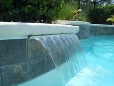 47 Best Pool Fountains Images Pool Fountain Pools Deck