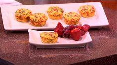 Spinach, Sundried Tomatoes And Feta Frittata Bites - NewsOn6.com - Tulsa, OK - News, Weather, Video and Sports - KOTV.com |