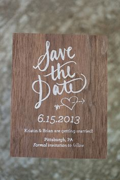 A Sweet and Stylish Phipps Conservatory and Botanical Gardens Wedding www.kristenwynnphotography.com #weddingsavethedates #weddingpaper