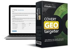 First of all, it's a WordPress Plugin – and you know that's red hot right now! Covert Geo Targeter lets you insert your visitor's location (country, city, state/area and country code) ANYWHERE on a blog – sidebar, post, post title menu, other plugins… you name it, we coded it!