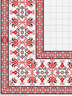 Gallery.ru / Фото #6 - 32 - ergoxeiro Cross Stitch Sampler Patterns, Cross Stitch Borders, Needlepoint Patterns, Embroidery Patterns Free, Diy Embroidery, Cross Stitch Charts, Cross Stitch Designs, Palestinian Embroidery, Hungarian Embroidery