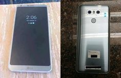 LG G6 shows off its always-on display in newly leaked photos Read more Technology News Here --> http://digitaltechnologynews.com In a week's time we're expecting LG to finally unveil the LG G6 officially at Mobile World Congress in Barcelona. In the meantime a new pair of unofficial photos have found their way onto the web courtesy of 9to5Google.  There's nothing too surprising here for those of us who've been following the LG G6 leaks trail over the past few months but we do get a good look…