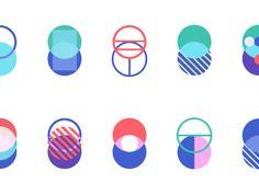 Adasa branding WIP by Rocío Galarza #Design Popular #Dribbble #shots