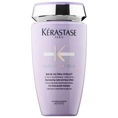11 Best Shampoos for Gray Hair 2020 - Top Shampoos for Silver Hair Blond Shampoo, Lila Shampoo, Shampoo For Gray Hair, Violet Shampoo, Best Purple Shampoo, Purple Shampoo And Conditioner, Sephora, Aloe Vera, Hair