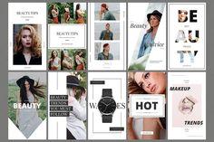 Pack 50 Instagram Stories - 1001.graphics Social Media Quotes, Social Media Banner, Social Media Graphics, Makeup Trends, Beauty Trends, Instagram Quotes, Instagram Story, Best Beauty Tips, Beauty Hacks