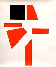 Salvador Corratgé, Collection chasing the square, signed adn dated 2004, serigraphy 27 / 34.: