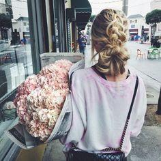 #summer #fashion / pink
