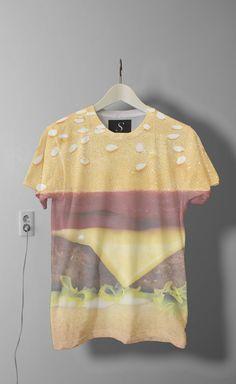 バーガーシャツ