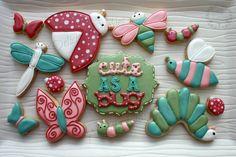 bug cookies | Bug cookies