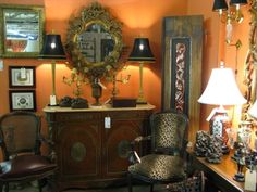 Greg Clore at Lucas Street Antiques near the Market Center Diner 2023 Lucas St. Dallas Texas  http://www.lucasstreetantiques.com/new-index-2/