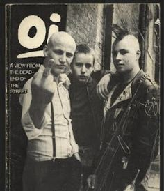 I like the different hair styles in this picture. Skinhead Fashion, Punk Fashion, Skinhead Men, Style Fashion, Oi Bands, Rockabilly, Anarcho Punk, Punk Boy, Skin Head