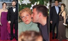 Ben Affleck's doomed romances with Gwyneth Paltrow and Jennifer Lopez (WHAT AN EGOTISTICAL NARCISSISTIC JERK!!! ... just my opinion ;)