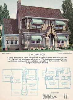 1928 Home Builders Catalog
