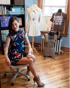 Heroines for the Planet: Leanne Mai-Ly Hilgart: http://eco-chick.com/2011/03/7568/heroines-for-the-planet-vegan-fashion-extraordinaire-leanne-mai-ly-hilgart/ planet