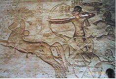 「アブシンベル大神殿 レリーフ」の画像検索結果