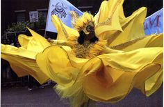 Carnival Arts - London | Walkabout Carnival Characters to Hire - Contraband International Ltd