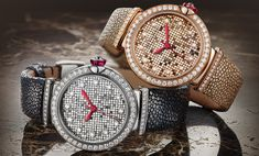 Bulgari - Lvcea Mosaique - Trends and style - WorldTempus Maserati, Custom Boots, Custom Design Shoes, Egypt Today, People Talk, Bvlgari, Leather Accessories, Casual Shoes, Watches