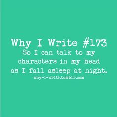 I do this sometimes when I stay up late or when I can't sleep at night. xD