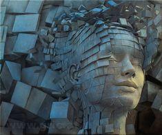 Image result for dark magical realism art