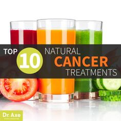 Natural cancer treatments title
