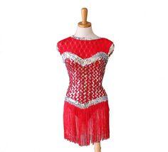 0ab139453 vintage 50s sequin leotard - Google Search Halloween Ideas, Vintage  Halloween, Dance Costumes,