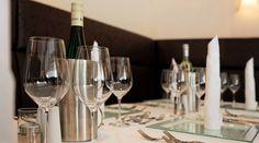 Hotel Auwirt Restaurant Flute, Modern, Champagne, Restaurant, Tableware, Twist Restaurant, Trendy Tree, Dinnerware, Tablewares