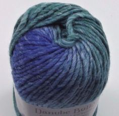 31% Off Crystal Palace Danube Bulky Yarn Self Striping 924 Pacific Blues #knitting #crochet #yarn sale ends 6/4/17