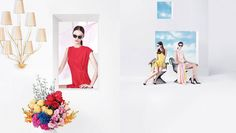 Dior Spring Campaign by Willy Vanderperre | Trendland: Fashion Blog & Trend Magazine