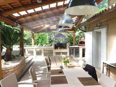 Scoprite 5 cucine outdoor che vi faranno innamorare, per viv…