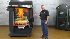 The FireStar Combustion Controller is the heart of the Classic Edge outdoor wood furnace, making it one of the most efficient, technologically advanced, easiest ways to heat with wood.