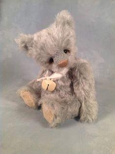 Odette by Teri Kehrli of Kehrli Bears - Adopted