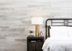 E-Z Wall White Wash 4 in. x 3 ft. Peel and Press Vinyl Plank Wall Decor sq. / - The Home Depot Flooring On Walls, Plank Walls, Vinyl Flooring, Vinyl Wood Planks, Wood Vinyl, Vinyl Wall Panels, Peel And Stick Wood, Home Ceiling, Wood Wall Decor