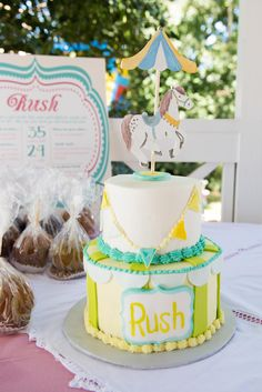 Image by Jessica Parrish Photography Lauren's Cakes and Cookies Todd
