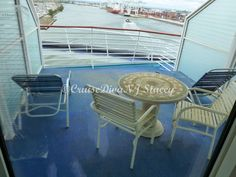 Explorer of the Seas Balcony Cabin 1690