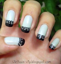 nail design really cool!!