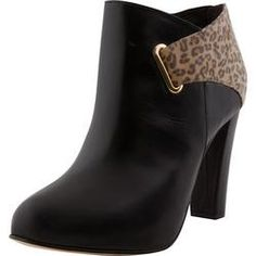 Ankle Boot Kat Maconi Detalhe Estampado