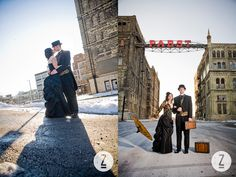 steampunk photos in milwaukee. <3 by laura zastrow photography in madison.