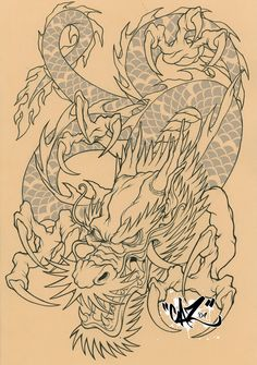 this is another in my series of hand drawn dragons that i have done in the last month, hb pencil on single ply bristol about 11 x 17 or A3... you can see the color version here