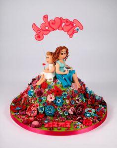 I+love+you...+<3+-+Cake+by+Carina+Costa