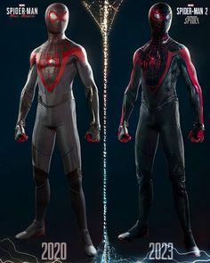 Spiderman Suits, Spiderman Art, Man 2 Man, Man Vs, Stylish Glasses For Men, Marvel Dc, Marvel Comics, Miles Morales Spiderman, Iron Man Avengers