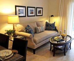 Warna Cat Ruang Tamu Kecil Minimalis Agar Terlihat Luas Living Room On A Budget